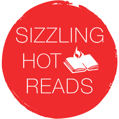 sizzling hot reads logo